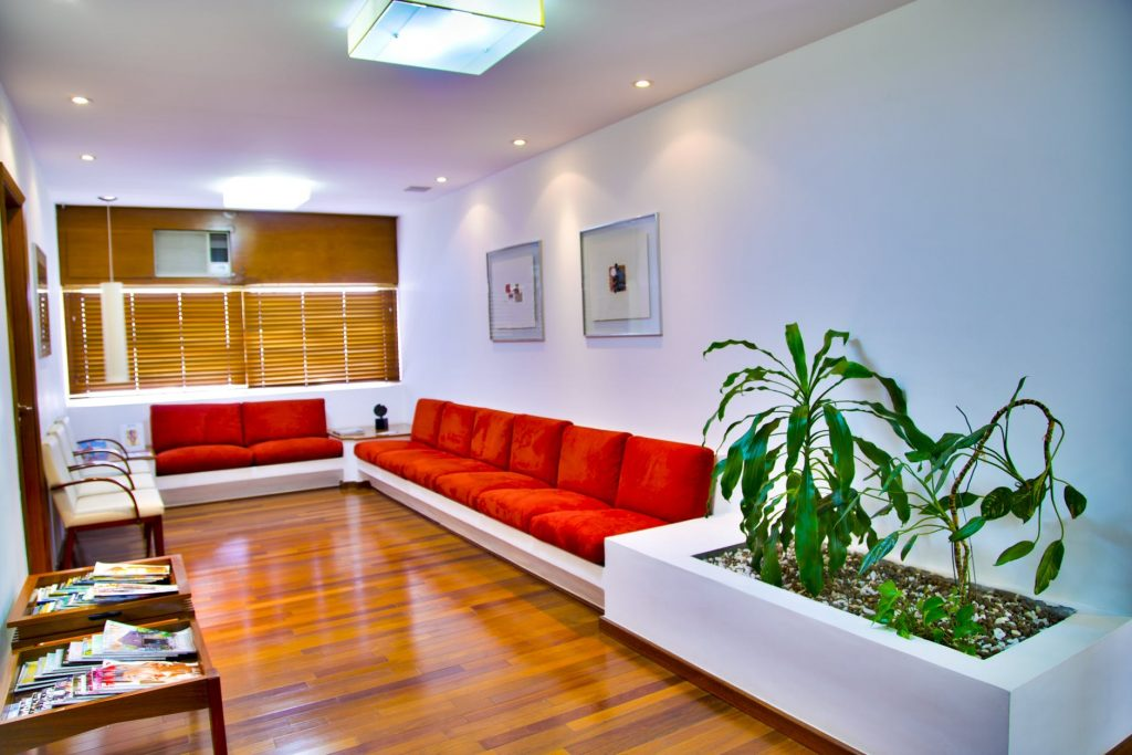 Interior Design for Health Clinic Waiting Rooms
